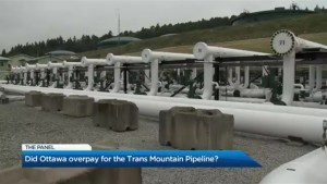 Did Ottawa overpay for the Trans Mountain Pipeline?